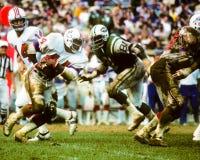 Don Calhoun New England Patriots stock foto's