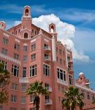 Don Cesar Hotel Arkivbild