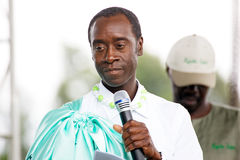 Don Cheadle Royalty Free Stock Images
