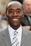 Don Cheadle Lizenzfreie Stockfotos