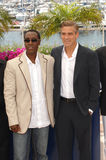 Don Cheadle,George Clooney Stock Photos