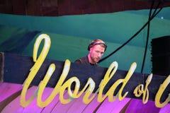 Don Diablo DJ royalty free stock images