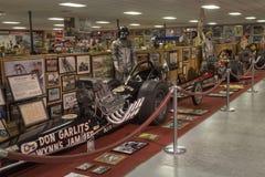 Don Gartlis Museum of Drag Racing Stock Photo