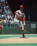 Don Gullett, Cincinnati Reds Fotografie Stock
