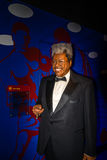 Don King. Madame Tussauds wax statue of Don King, Las Vegas Nevada Stock Photo