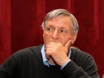 Don Luigi Ciotti Fotografie Stock Libere da Diritti
