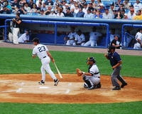 Don Mattingly Royalty Free Stock Photos