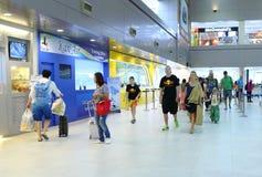 Don Muang Airport, Bangkok - THAÏLANDE Image stock