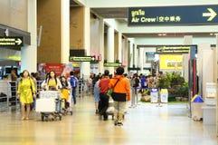 Don Muang Airport, Bangkok - THAÏLANDE Photographie stock
