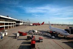 Don Mueang International airport Royalty Free Stock Image