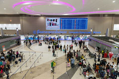 Don Mueang International Airport in Bangkok, Thailand. Stock Photography