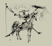 Don Quijote libre illustration