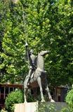 Don Quijote imagenes de archivo