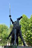 Don Quijote de la Mancha Stock Image