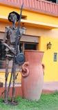 Don Quijote De Los angeles Mancha Fotografia Stock