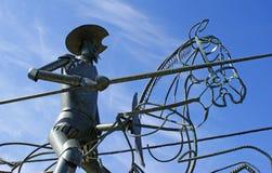 Don Quixote 3 Royaltyfri Foto