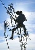 Don Quixote 6 Arkivfoto