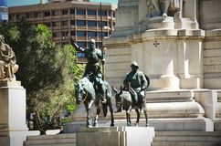 Don Quixote Stock Photo
