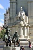 Don Quixote statue Stock Photos