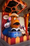 Mr Potato Head Toy Story Pixar Character. Don Rickles is the voice for the animated character Mr Potato Head in the Toy Story Pixar film. This talking statue stock photos