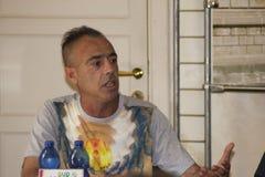 Don rico portreta sud system dźwiękowy Fotografia Royalty Free