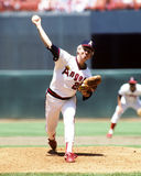 Don Sutton. California Angels pitcher Don Sutton. (Image taken from color slide Stock Photo