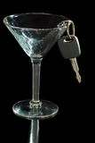 Don T Drink And Drive Royalty Free Stock Image