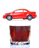 Don't drink and drive Royalty Free Stock Photography