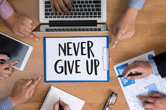 Free Don T Give Up I Will Try Inspiration , You Can Do It Never Sto Royalty Free Stock Images - 90853989