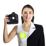 Don't oppose hobby to business Stock Image