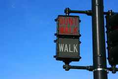 Free Don T Walk Stock Images - 2385404