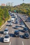 Don Valley Parkway Foto de archivo libre de regalías