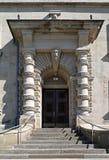 Don więzienia drzwi Obraz Stock