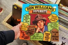 Don Williams, Superhits foto de archivo