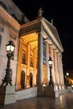 Dona Μαρία ΙΙ εθνικό θέατρο Στοκ Εικόνες