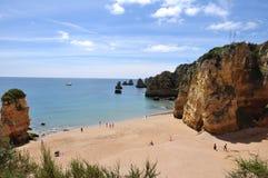Dona Ana Beach Imagens de Stock Royalty Free
