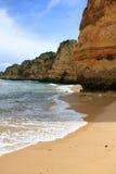 Dona Ana Beach, Lagos, Portugal Royalty Free Stock Image
