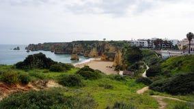 dona ana beach Royalty Free Stock Images