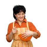 Dona de casa Fotos de Stock