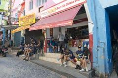 Dona Marta Slum Imagens de Stock Royalty Free