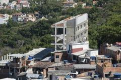 Dona Marta Slum Imagem de Stock Royalty Free