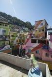 Dona Marta Slum Stock Images