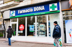Dona pharmacy Stock Images