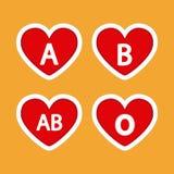 Donación de sangre Fotos de archivo