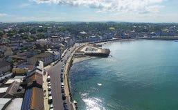 Donaghadee Co 下来北爱尔兰 免版税库存照片