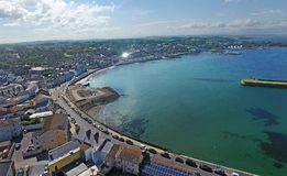 Donaghadee Co.Down Northern Ireland royalty free stock images