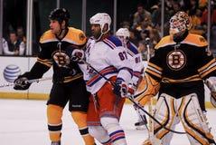 Donald Brashear, New York Rangers Στοκ φωτογραφία με δικαίωμα ελεύθερης χρήσης