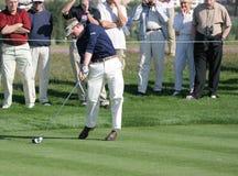 Donald, cuvette de golf du monde, Vilamoura, 2005 Images stock