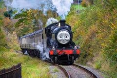 Donald Douglas kontrpary pociągu część Thomas The Tank Engine obraz stock