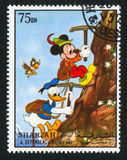 Donald Duck Stock Image